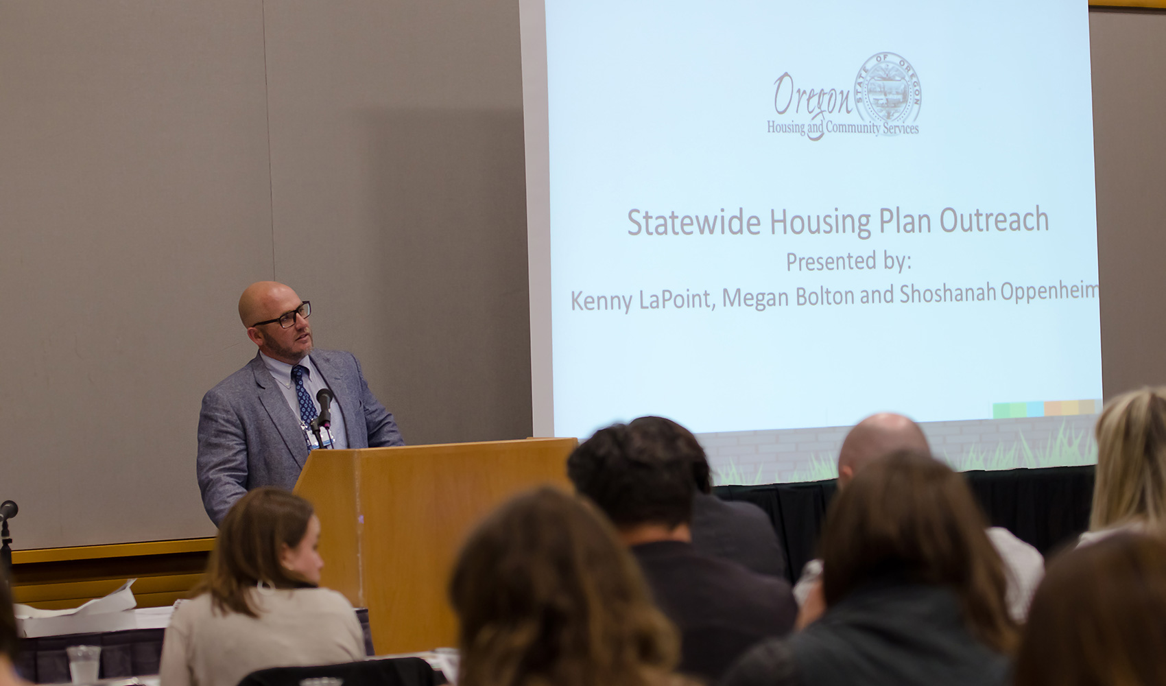 Industry Support Conferences Housing Oregon